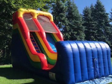 18 ft Screamer slide